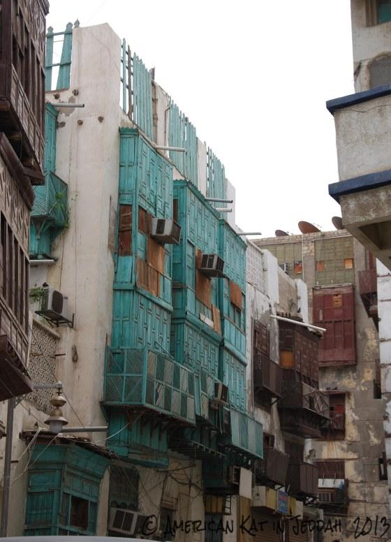 Old Jeddah1 ©American Kat in Jeddah