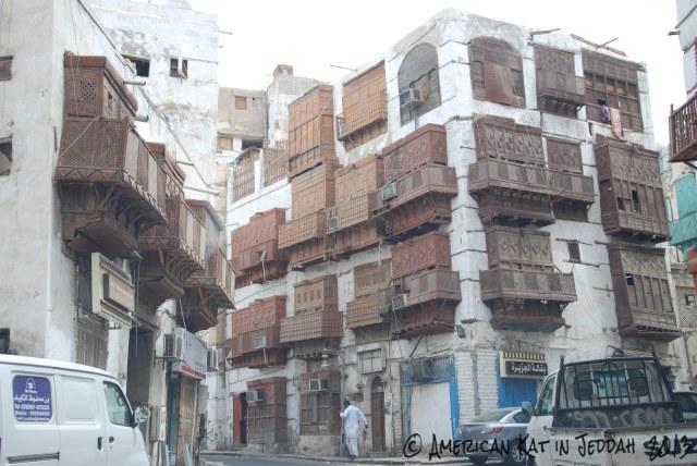 Old Jeddah2 ©American Kat in Jeddah