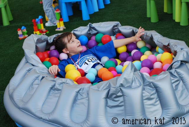 ...and a ball pit...