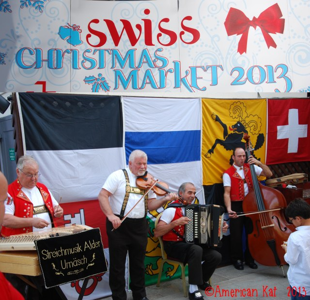 Day 6 - Visit the Swiss Christmas Market