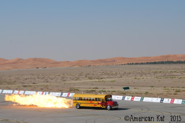 Jet Bus ©American Kat  2013