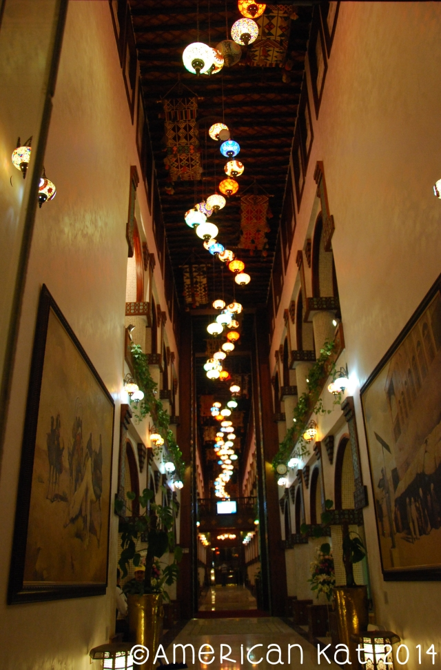 the art centre at Souq Waqif