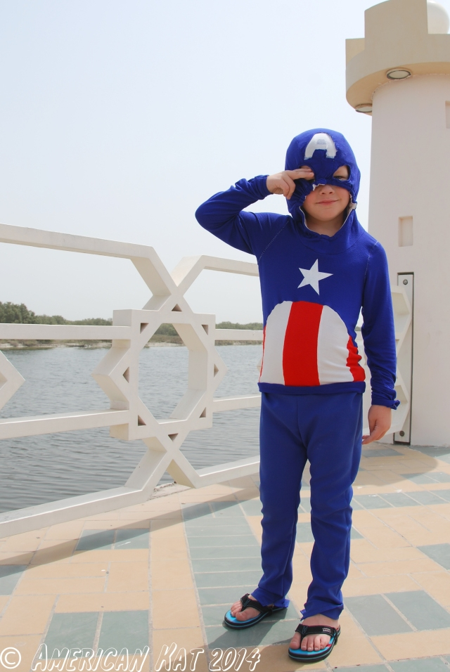 Sew Geeky Marvel vs DC  5 © American Kat 2014