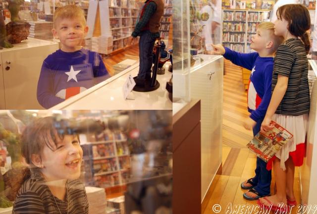 Sew Geeky Marvel vs DC  8 © American Kat 2014